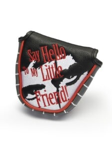mallet Scarface headcover