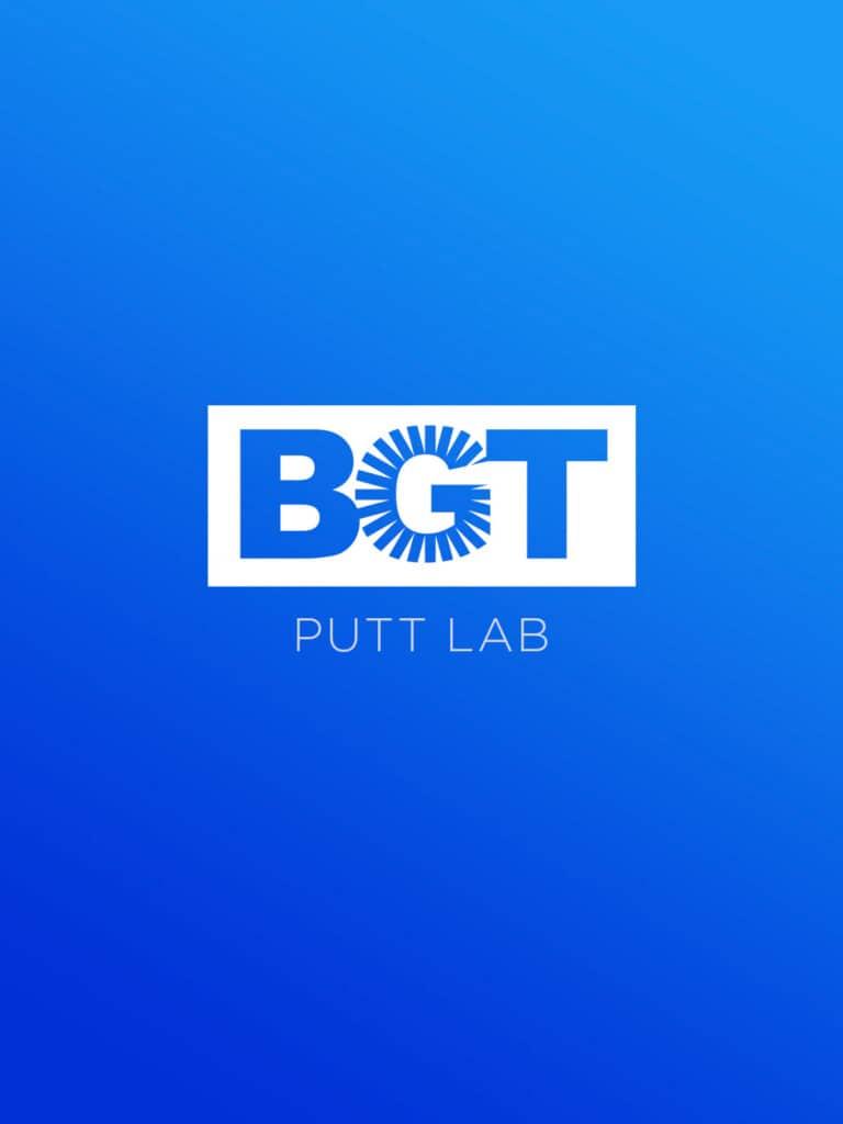 putt lab banner